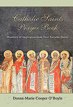 saints prayer book