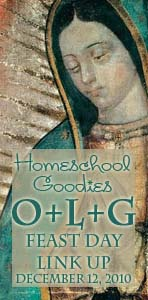 O+L+G feast day link up
