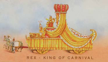 Rex - King of Carnival