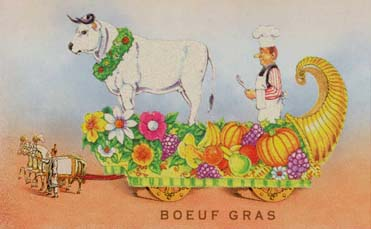 Boeuf Gras