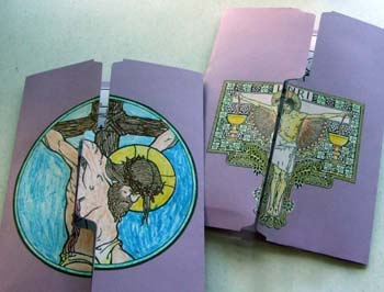 lenten lapbooks