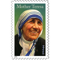 mother theresa stamp